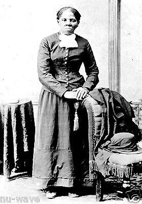 1870 African American Harriet Tubman Abolitionist Civil War Underground Railroad