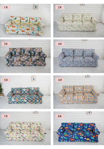 NEW Sofabezüge passend zu IKEA EKTORP Couch 3er 3 Sitzer Couchbezüge Sofabezug
