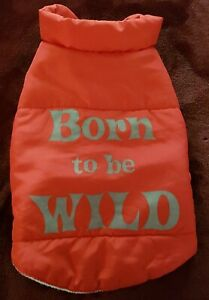 Dog Xmas Present. Dog coat small size. As new. Pick up from Samfo