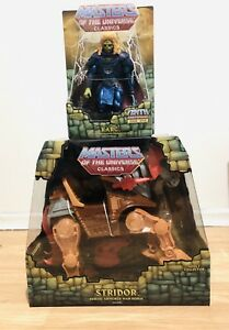 Super7 Masters of the Universe Classic Karg & Stridor Figure