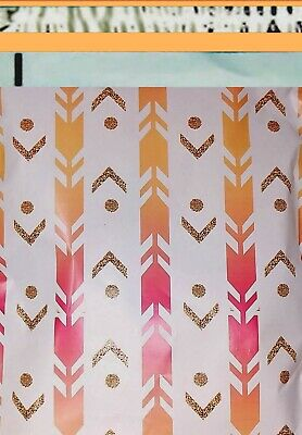 1-1000 10x13 Arrows Designer Boutique Poly Mailer Bags Fast Shipping