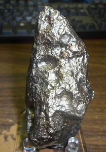 340 GM. NEW CAMPO DEL CIELO METEORITE ; AAA GRADE!! BEAUTIFUL