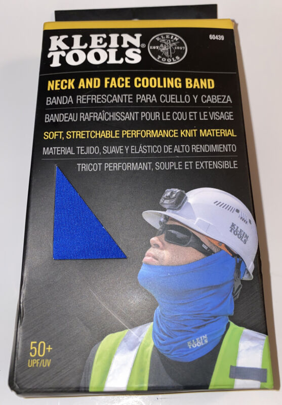 Klein Tools 60439 Neck And Face Cooling Band