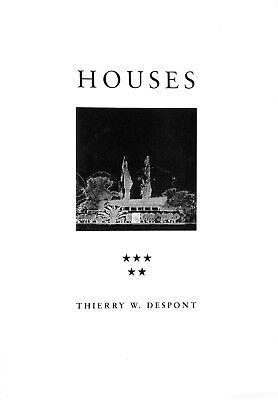 'Houses by Thierry Despont Twenty-Fifth ***** Anniversary' Ltd Ed of 500 Anniversary House Ltd