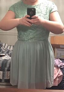 Mint Green Dress - PRICE REDUCED