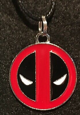 DEADPOOL NECKLACE Cartoon TV Show Superhero Antihero (C)