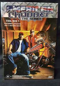 AMERICAN CHOPPER THE SERIES  Kingsley Joondalup Area Preview
