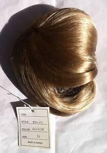 Blonde dolls wig West Hindmarsh Charles Sturt Area Preview