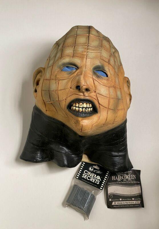 "Cinema Secrets - ""Hellraiser Pinhead"" Mask"