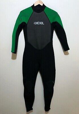 Xcel Childs Full Wetsuit Juniors Size 16 GCS 3 2 Youth Kids - Excellent  Cond! 2c3896f73