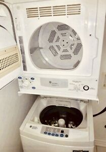 Apt-size GE portable Washer / Dryer SET  ...canDeliver