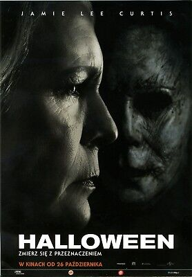 Jamie Lee Curtis Nick Castle David Gordon Green - Halloween - Polish promo - Nick Halloween Promo
