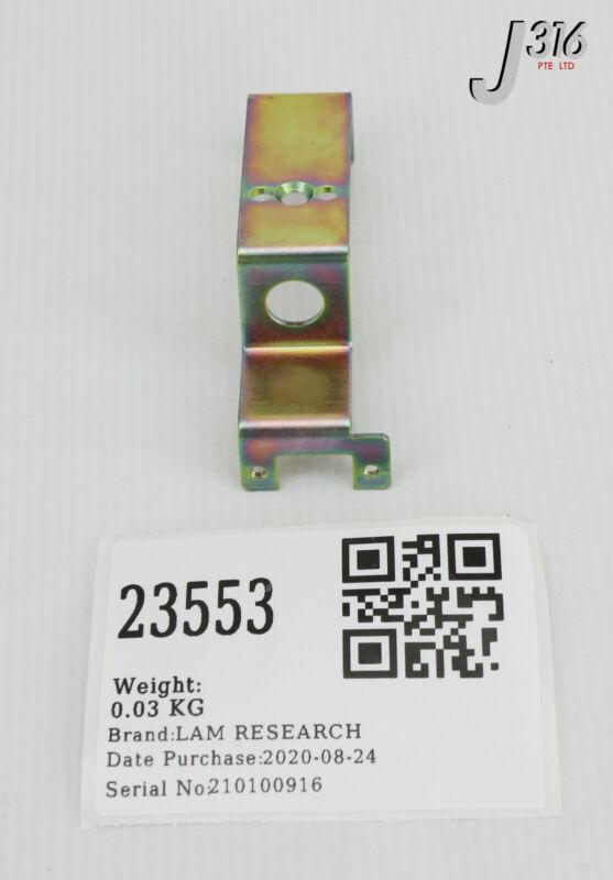 23553 Lam Research Bracket Latch Solenoid Release 714-012226-001