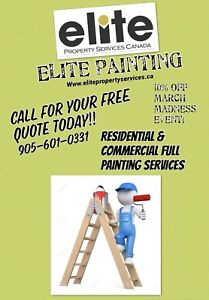 Residential and commercial painting