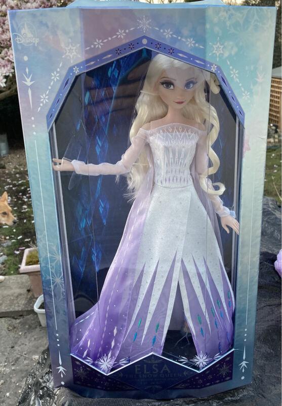 Disney Store Elsa the Snow Queen Frozen 2 Limited Edition Doll BNIB