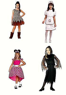 Halloween Costume Girls' Dark Vampiress Nurse Cave Girl Disney Minnie Mouse NWT](Halloween Cave Girl)