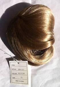 Blonde dolls wig West Hindmarsh Charles Sturt Area Preview
