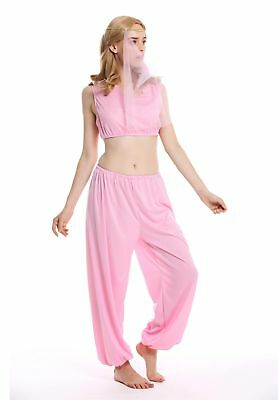 Costume Women's Lady of the Harem Courtesan 1001 Night Belly Dancer S/M W-0206