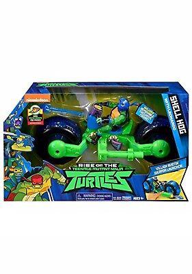 Rise of the Teenage Mutant Ninja Turtle Shell Hog with Exclusive Leonardo](Leonardo The Ninja Turtle)