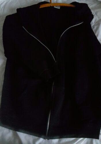 Damen Sportjacke Größe M neuwertig Kleidung Reißverschluss Sweet warm Gothic @