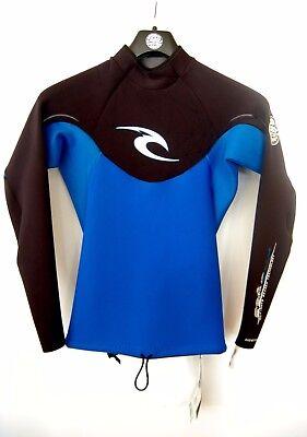 Rip Curl Mens (Size S) E-Bomb Pro+ 1 1 L S Jacket Wetsuit E3 (50% off MSRP) db9d0f2ee