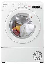 Hoover HLC8LG Free Standing 8kg Condenser Tumble Dryer - White.