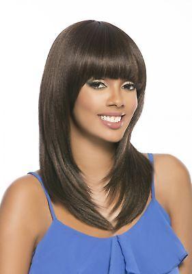 MEGA JOY - HAIR TOPIC SYNTHETIC FULL WIG LONG STRAIGHT BANG BOUNCE (Joy Wig)