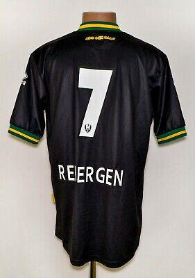 ADO DEN HAAG NETHERLANDS 2010/2011 AWAY FOOTBALL SHIRT  # 7 REBERGEN ERREA XXL image