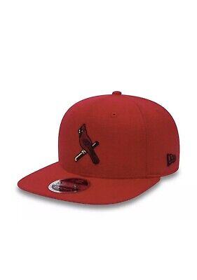 New Era - MLB St Louis Cardinals CAP 9Fifty Gr S/M Strapback Neu (Mlb St Louis Cardinals)