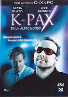 Divx Pc • K-pax Da Un Altro Mondo Kevin Spacey Jeff Bridges Italiano -  - ebay.it