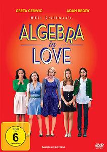 "DVD ""Algebra in Love"" Neu"