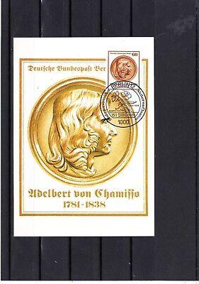 (4382)Berlin 1981,200.Geburtstag Adelbert von Chamisso,Mich.638