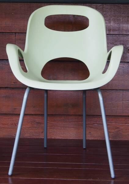 Set Of 4 OH Chairs By Karim Rashid   Dining Chairs   Gumtree ...