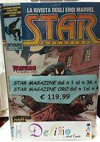 Star Magazine + Star Magazine Oro Numeri Vari Ed.star Comics -  - ebay.it