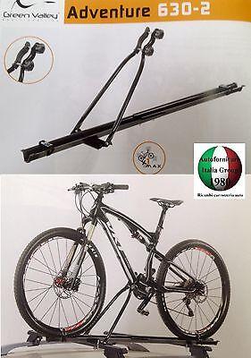 Soporte para Bicicletas Portabicicletas De Techo Universal Green Valley Aventura