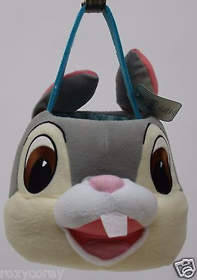 Easter Disney Bambi Thumper Tote Basket Bucket NWT](Easter Bucket)