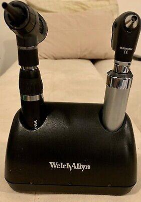 Welch Allyn Desk Set Macroview Otoscope Otoscope Riester Ri-scope
