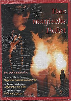 DAS MAGISCHE PAKET - Magie , Geheimwissenschaften, Okkultismus - Gesamtausgabe (Das Gesamte Paket)
