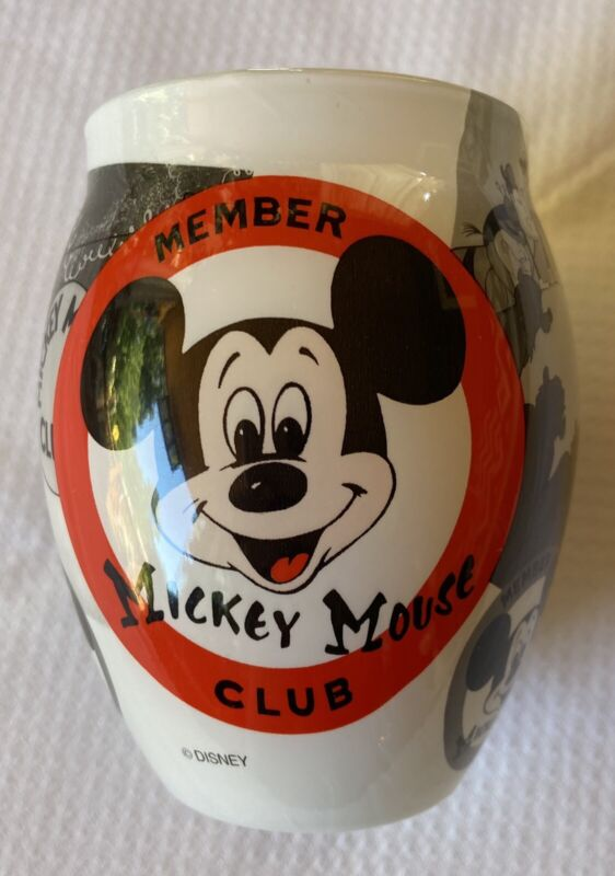 Mickey Mouse Club Candle