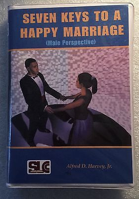 Seven Keys To A Happy Marriage Alfred Harvey St Louis Christian Center Cassettes (Keys To A Happy Marriage)