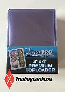 Pokemon-Yu-Gi-Oh-25-Proteges-Cartes-Rigide-Ultra-PRO-034-PREMIUM-034-Toploader