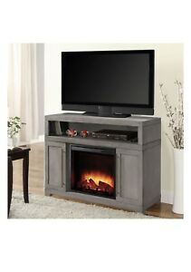 Mackenzie 48 in. Media Electric Fireplace TV Stand