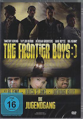 Die Jugendgang - DVD - Neu und originalverpackt in Folie (Frontier Boys)