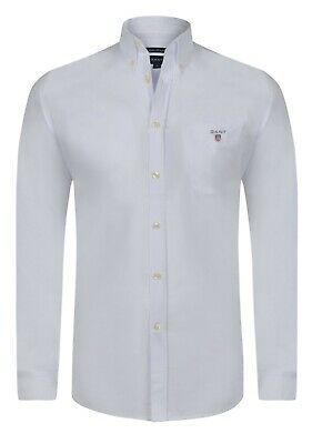 SALE ! GANT Herren Hemd Regular-Fit Oxford Hemd    Gr.S/M/L/XL/XXL Herren Oxford