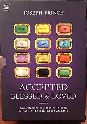 Accepted Blessed & Loved 6-DVD Album By Joseph Prince