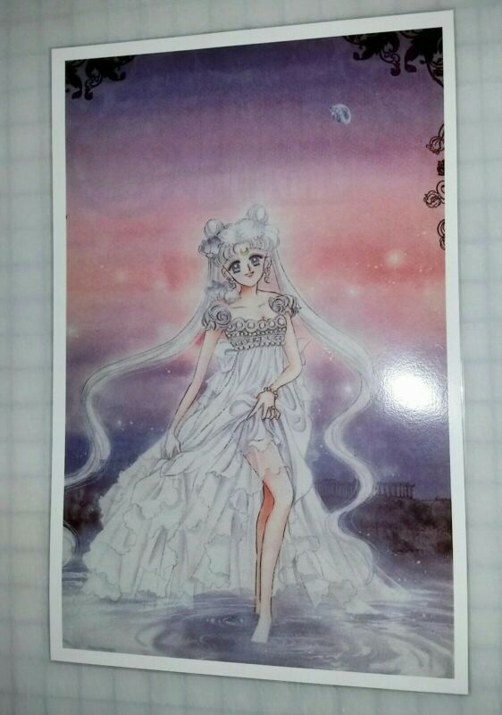 Sailor Moon Manga Art Vintage style 11x17 laminated pin up poster Mixx Cover