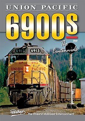 UNION PACIFIC 6900s THE CENTENNIALS NEW PENTREX DVD VIDEO