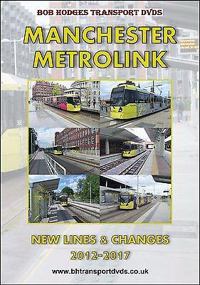 Manchester Metrolink, New Lines & Changes, 2012-2017 DVD