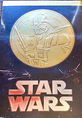 Star Wars The Complete Movie Box Set 1-9