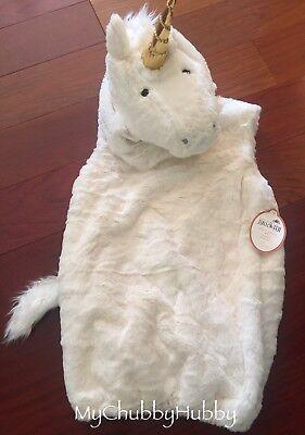 NWT Pottery Barn Kids 2P ~MAGICAL UNICORN~ Girl's HALLOWEEN Costume (7-8) HORSE](Girls Horse Costume)